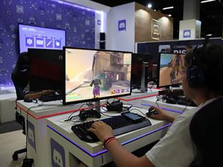 Φωτογραφία για Gaming οθόνες για εκατοντάδες εκατομμύρια gamers