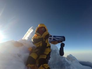 Φωτογραφία για Έλληνες ορειβάτες κατακτούν κορυφή στα Ιμαλάια