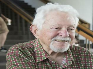 Φωτογραφία για Πέθανε ο νομπελίστας φυσικός Λίον Λέντερμαν, ο «πατέρας» του όρου «σωματίδιο του Θεού»