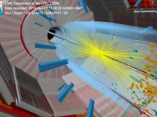 Φωτογραφία για Το κυνήγι για τα λεπτοκουάρκ έχει ξεκινήσει με διάφορες μελέτες δεδομένων από συγκρούσεις στο CERN