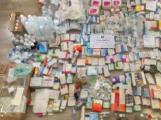 Φωτογραφία για Πολλά φάρμακα και ναρκωτικά χάπια και στο σπίτι του γιατρού του Νοσοκομείου Μεσολογγίου