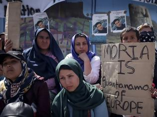 Φωτογραφία για Γενικός γραμματέας Διεθνούς Αμνηστίας: «Η κατάσταση στη Μόρια είναι σοκαριστική και αποτρόπαια»