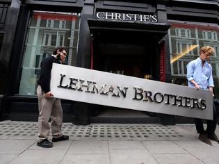Φωτογραφία για Lehman Brothers: To Mαύρο Τοτέμ του Καπιταλισμού