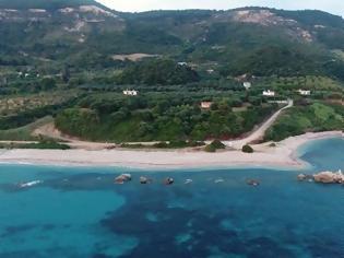 Φωτογραφία για Αρτολίθια Πρεβέζης, μια καλά κρυμμένη παραλία [video]