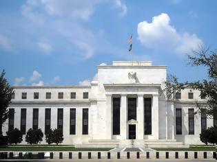 Φωτογραφία για Η αμεριμνησία της Federal Reserve