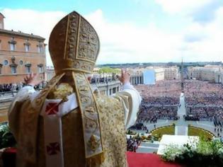 Φωτογραφία για Από πού βγήκε η φράση έπιασε τον Πάπα από τα @@