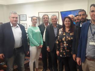 Φωτογραφία για Επίσκεψη υποψηφίων ΑΚΙΔΑ στην ΥΑΒΕ