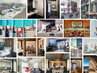 Φωτογραφία για Τα 30 ελληνικά ξενοδοχεία που διαγωνίζονται για τα Hotel Design Award