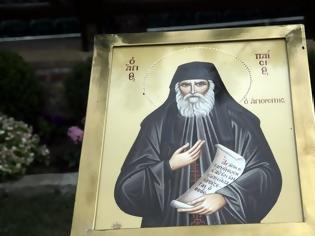 Φωτογραφία για Κάθε Πέμπτη παράκληση προς τον Άγιο Παΐσιο, στον ιερό ναό Αγίου Νικολάου Λαρίσης