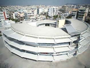Φωτογραφία για Μιλάμε για ένα αρχιτεκτονικό αριστούργημα! Το πρώτο στρογγυλό σχολείο της Ελλάδας βρίσκεται σε γειτονιά της Αθήνας!