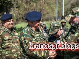Φωτογραφία για ΠΑΡΜΕΝΙΩΝ 2018: ''Έβρεξε φωτιά και ατσάλι από τους Εθνοφύλακες στα Ελληνοαλβανικά σύνορα παρουσία του Στρατηγού Ζερβάκη''