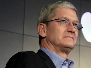 Φωτογραφία για Τιμ Κουκ: Οι εταιρείες που ζητούν προσωπικά δεδομένα, λένε «ανοησίες»