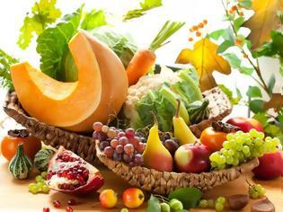 Φωτογραφία για Ποια είναι τα φρούτα και τα λαχανικά του φθινοπώρου που πρέπει να έχεις στο τραπέζι σου;