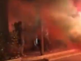 Φωτογραφία για Πώς πανηγύρισε η ΕΣΚΑ τη νίκη στην ΠΟΑΞΙΑ (ΒΙΝΤΕΟ)