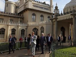 Φωτογραφία για Ο πρίγκιπας Χάρι και η Μέγκαν Μαρκλ σε επίσημη επίσκεψη στο... δουκάτο τους