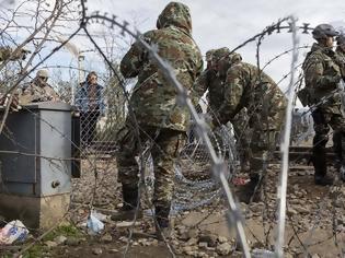 Φωτογραφία για Πυροβολισμοί κατά μεταναστών στα ελληνοσκοπιανά σύνορα