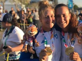 Φωτογραφία για «Χρυσά» τα κορίτσια στη δίκωπο άνευ της κωπηλασίας, στους Ολυμπιακούς Αγώνες Νέων!