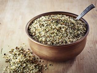 Φωτογραφία για Το ήξερες ότι οι σπόροι κάνναβης είναι superfood;