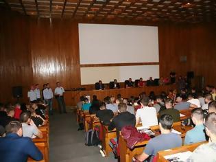 Φωτογραφία για Η Ένωση Αθηνών καλωσόρισε τους νέους Αστυφύλακες