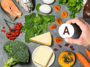 Φωτογραφία για Τα σημαντικά οφέλη της βιταμίνης Α στην υγεία μας – Σε ποιες τροφές θα την βρείτε;