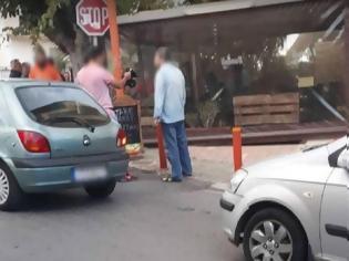Φωτογραφία για Το μαχαίρι της δολοφονίας της 53χρονης στο Ηράκλειο