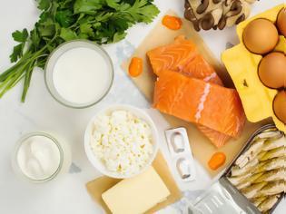Φωτογραφία για Βιταμίνη D: Ποιες είναι οι καλύτερες τροφές – Σε τι βοηθούν