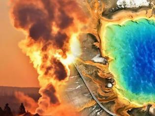 Φωτογραφία για NASA's Plan To Save Earth From The Yellowstone Supervolcano