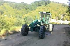 Το Μηχανικό (ΜΧ) ανοίγει δασικούς δρόμους στην ορεινή Ξάνθη