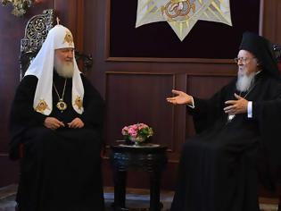 Φωτογραφία για Το Οικουμενικό Πατριαρχείο αναγνώρισε την αυτοκεφαλία της Εκκλησίας της Ουκρανίας