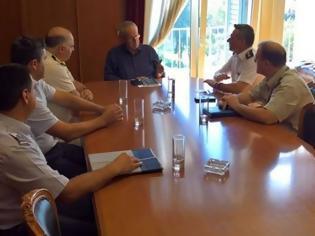 Φωτογραφία για Π.Ο.Ε.Σ. - Συνάντηση με τον Αναπληρωτή Υπουργό Εθνικής Άμυνας