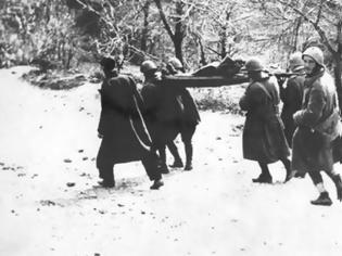 Φωτογραφία για Κλεισούρα: Ενταφιάζονται 573 Έλληνες πεσόντες στον Ελληνο-Ιταλικό πόλεμο