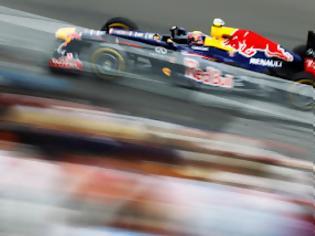 Φωτογραφία για Iκανοποίηση στη Red Bull