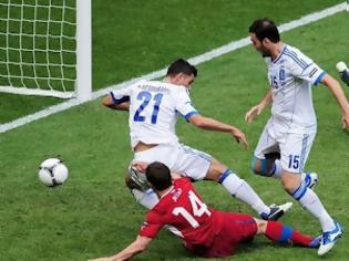 Φωτογραφία για Ελλάδα-Τσεχία 1-2