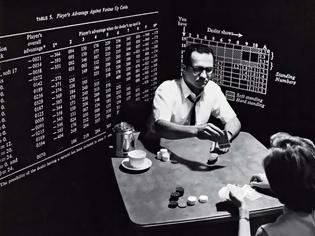 Φωτογραφία για Ed Thorp: Ο άνθρωπος που άλλαξε τα καζίνο