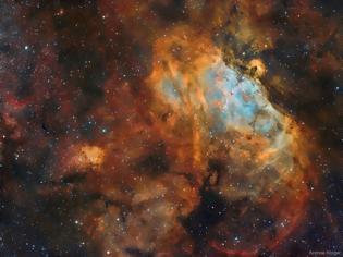 Φωτογραφία για M16: In and Around the Eagle Nebula