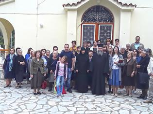 Φωτογραφία για Επίσκεψη-Προσκύνημα απο τη ΒΟΝΙΤΣΑ στην Ιερά Μονή Κατερινούς στη Γαβαλού | ΦΩΤΟ