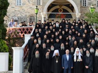 Φωτογραφία για «Ταξιδιωτική οδηγία» της Ρωσικής Εκκλησίας για «εμπάργκο» επισκέψεων στο Άγιο Όρος!