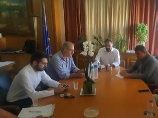 Φωτογραφία για Γιάννης Σηφάκης:  Την Πέμπτη 01/11/18 συνάντηση βουλευτών ΣΥΡΙΖΑ με τον Υπουργό Αγροτικής Ανάπτυξης Σταύρο Αραχωβίτη για το ροδάκινο