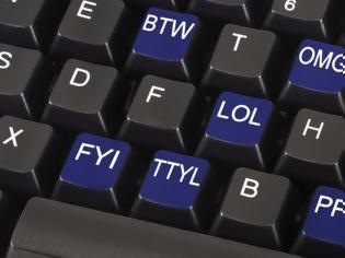 Φωτογραφία για Το λεξικό του… Internet! Από το kk μέχρι το TTYL τι σημαίνουν!