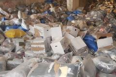 Εξάρθρωση εγκληματικής οργάνωσης από το ΣΔΟΕ - Διοχέτευε τόνους εμπορευμάτων στην αγορά