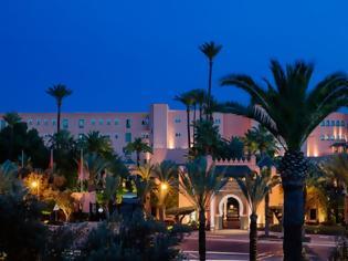 Φωτογραφία για Πωλητήριο στο θρυλικό ξενοδοχείο «La Mamounia»