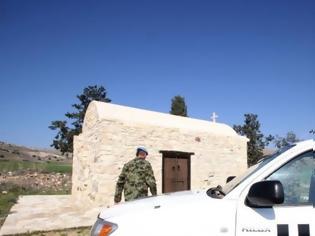 Φωτογραφία για Νέα διοικήτρια στην Ειρηνευτική Δύναμη του ΟΗΕ στην Κύπρο η υποστράτηγος Τσάρλι Πίαρσε