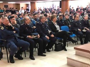 Φωτογραφία για Τί είπαν τα μέλη της Ένωσης Αθηνών κατά την επίσκεψη Υπουργού και Αρχηγού στη ΔΑΕΑ