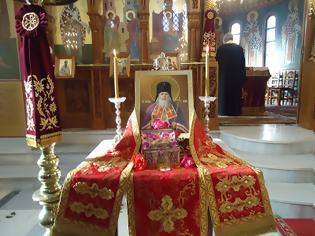 Φωτογραφία για Ιερά Λείψανα του Αγίου Λουκά Ιατρού, στο Μαλαντρένι Αργολίδος, την Τετάρτη 14 Νοεμβρίου 2018