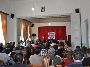 Φωτογραφία για Η εκδήλωση του Πολιτιστικού Συλλόγου «ΚΙΒΩΤΟΣ ΤΟΥ ΓΕΝΟΥΣ» για τον Μητροπολίτη Καστορίας Γερμανό Καραβαγγέλη
