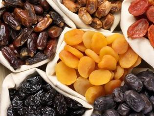 Φωτογραφία για Ποιο αποξηραμένο φρούτο μπορεί να συμβάλλει κατά του καρκίνου του παχέος εντέρου, του διαβήτη και των καρδιακών προβλημάτων;