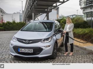 Φωτογραφία για Opel: Το Μηχανολογικό Κέντρο του Rüsselsheim αποκτά πάνω από 160 Σταθμούς Φόρτισης για Ηλεκτρικά Αυτοκίνητα