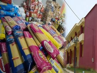 Φωτογραφία για ΔΗΜΟΣ ΞΗΡΟΜΕΡΟΥ: Διανομή προϊόντων στους δικαιούχους του προγράμματος ΚΕΑ
