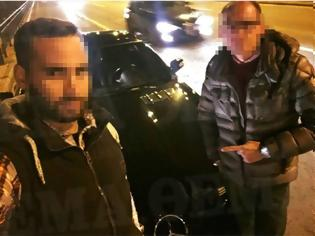 Φωτογραφία για 28χρονος με κλεμμένη ταυτότητα και αεροβόλο πιστόλι παρίστανε τον αστυνομικό του Πρωθυπουργού