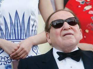 Φωτογραφία για Sheldon Adelson: Ο μεγιστάνας του τζόγου που για πολλά χρόνια κοιμόταν στο πάτωμα μιας πολυκατοικίας